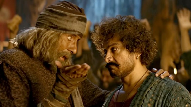 Thugs of Hindostan Quick Movie Review: Amitabh Bachchan Steals The Show From Aamir Khan in This Pirate Saga