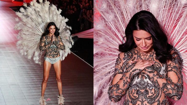 Adriana Lima Bids Farewell To Victoria's Secret As She Announces Her Retirement - View Post