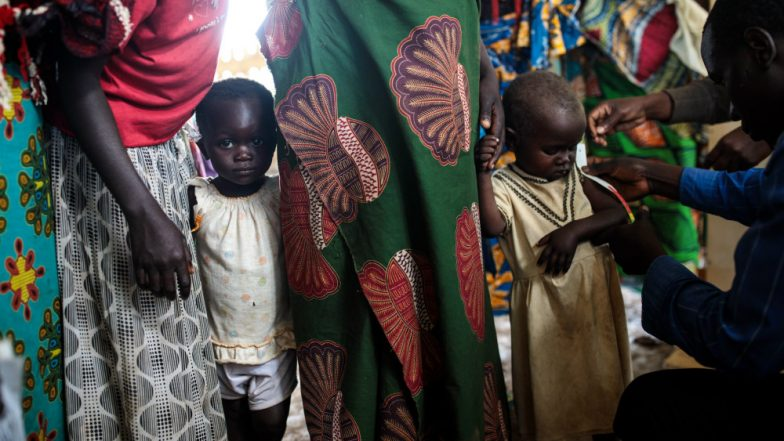 1.5 Million Children in Central Africa Need Emergency Aid: UN