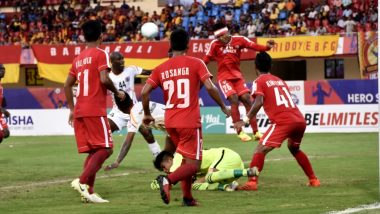 I-League 2018-19 Match Highlights: Mapuia Helps Aizawl FC Win Over East Bengal 3-2, Their First of the Season!