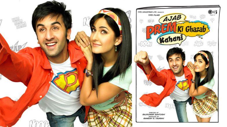 9 Years of 'Ajab Prem Ki Ghazab Kahani' and Fans Still Feel Katrina Kaif and Ranbir Kapoor Are A Dream Pair!