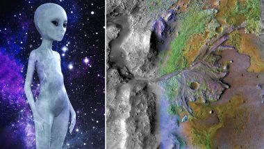 Aliens on Mars? NASA's Mars Rover 2020 Will Identify Extra-Terrestrial Life on Red Planets Jezero Crater