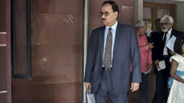 Supreme Court Adjourns Bribery Case Against CBI Chief Alok Verma Till November 29, Remarks 'None of You Deserve a Hearing'