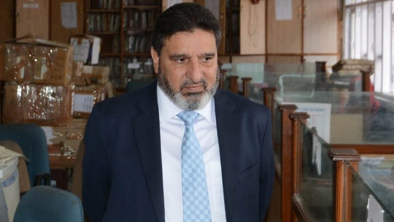 Syed Mohammad Altaf Bukhari is PDP-NC-Congress CM Face: All You Need to Know About J&K Leader