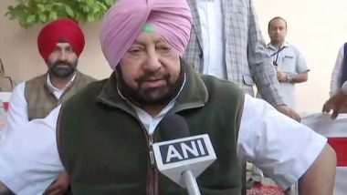Lok Sabha Elections 2019: No Modi Wave in Country, BJP Will Be Ousted, Says Punjab CM Amarinder Singh