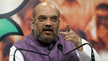 Amit Shah Issues List of Top 10 Militants Active in Jammu and Kashmir