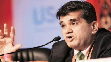 NITI Aayog CEO Amitabh Kant Pitches for Ban on Usage of Fossil Fuel-based Gensets