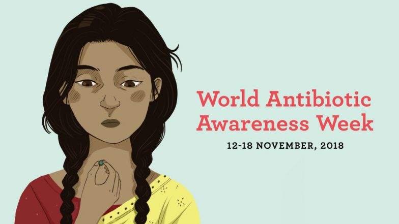 World Antibiotics Awareness Week 2018: Themes and Objectives of The Week Dedicated To The Medicine and Antibiotic Resistance