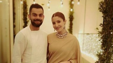 Anushka Sharma and Virat Kohli's Awesome Gesture For Indian Cricket Team Will Win Them More Fans!