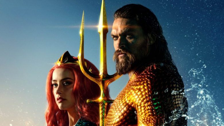 Aquaman New Posters: Jason Momoa And His Atlantean 'Boo' Amber Heard Look Ready For The Battle That Awaits!