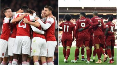 LIV vs ARS Dream11 Prediction in EFL Cup 2019–20: Tips to Pick Best Team for Liverpool FC vs Arsenal FC, EFL Cup Football Match
