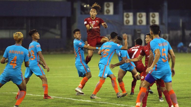 I-League 2018-19 Match Highlights: Asish Rai's Strike Helps Indian Arrows Register First Win Over Shillong Lajong FC 1-0