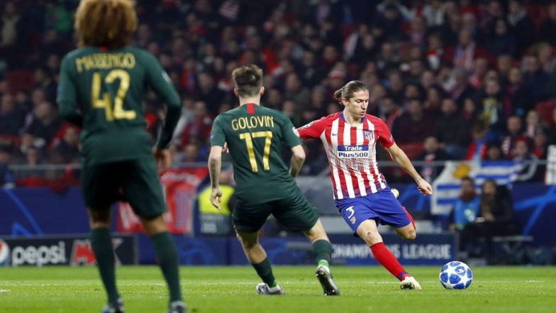 Atletico Madrid vs AS Monaco, UEFA Champions League 2018–19 Video Highlights: Antoine Griezmann Goal Sees Atletico Madrid Qualify For Knockout Stage After 2-0 Victory!
