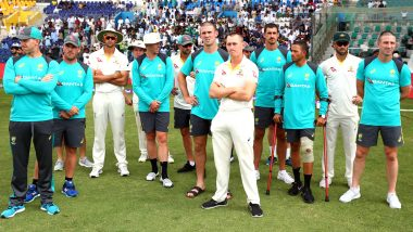 India vs Australia 2018-19 Test Series: Aussies Announce 14-Man Squad For First Two Matches, Uncapped Marcus Harris & Chris Tremain Surprise Inclusion in the Team