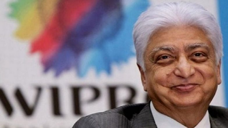 Azim Premji Makes Most Generous Donation in Indian History, Commits $7.5 Billion Crores to Philanthropy Taking Total to $21 Billion