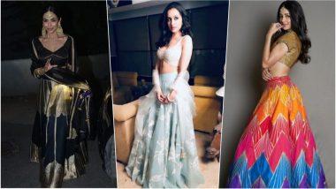 Malaika Arora, Shraddha Kapoor, Ananya Panday, Swara Bhaskar & Other Bollywood Celebs at Abu Jani-Sandeep Khosla's Diwali 2018 Bash Stunned in Ethnic Wear – See Pics