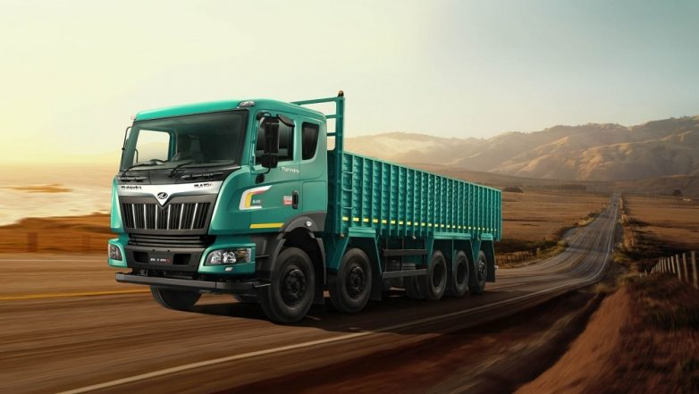 New Mahindra BLAZO X Range of HCV Trucks with FuelSmart Technology Launched in India