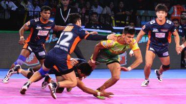 PKL 2018-19 Video Highlights: Gujarat FortuneGiants Dominate Bengal Warriors