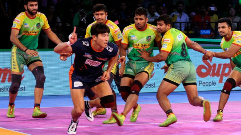 UP Yoddha vs Bengal Warriors, PKL 2018-19 Match Live Streaming and Telecast Details: When and Where To Watch Pro Kabaddi League Season 6 Match Online on Hotstar and TV?