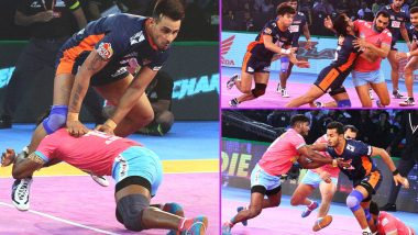 PKL 2018-19 Today's Kabaddi Matches: Schedule, Start Time, Live Streaming, Scores and Team Details of November 1 Encounter!