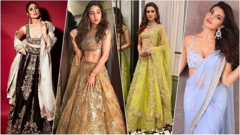 Shah Rukh Khan's Diwali 2018 Party: Sara Ali Khan, Kareena, Kiara Among Best Dressed Bollywood Celebs to Grace the Zero Actor's Festive Bash - See Pics