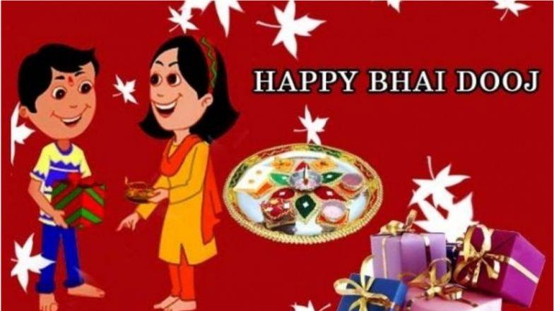 Bhai Dooj 2018 Date & Time: Bhai Tika Shubh Muhurat, Bhau Beej Significance & How to Celebrate the Festival of Sibling Bond