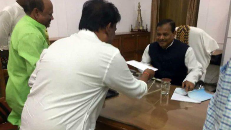 BJP MLA in Odisha Dilip Roy, Senior Leader Bijoy Mohapatra Resign from Party