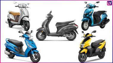 Diwali 2018 Offers & Discounts on Scooters Under Rs 60000; Honda Activa 5G, Suzuki Access, TVS NTorq & Hero Maestro Edge