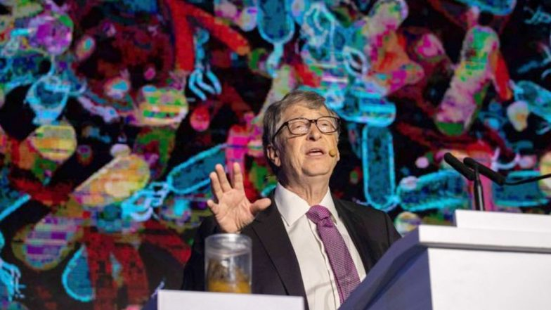 Bill Gates Carried a Human Poop Jar in Hand To Support China's Toilet Revolution
