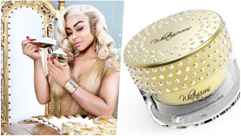 Blac Chyna's Endorsement of Whitenicious Skin Lightening Cream in Nigeria Has Left Fans Enraged, Check Angry Tweets Slamming the Star