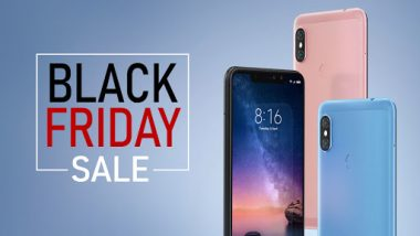 Flipkart Black Friday Sale 2018: Xiaomi Redmi Note 6 Pro Online Sale Today With Special Price of Rs 12,999
