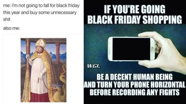 Black Friday Funny Memes 2018: Too Broke To Shop On The Day After Thanksgiving? Here Are Hilarious Memes To Laugh At