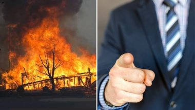 California Fire: Heartless Boss Asks Employee to Come to Work While His House Was Being Evacuated