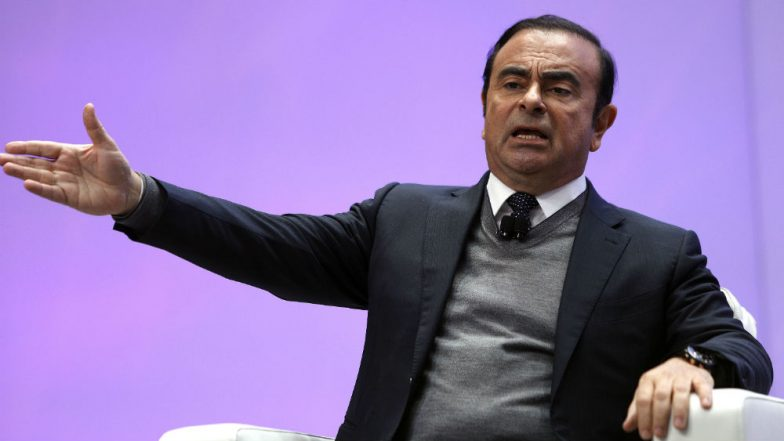 Nissan Chairman Carlos Ghosn Arrested in Tokyo For 'Financial Violations'