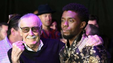 Chadwick Boseman's Touching Musical Tribute To The Late Stan Lee is Unmissable - Watch Video