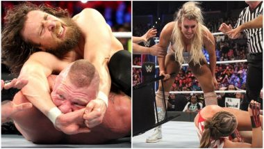 WWE Survivor Series 2018 Results and Video Highlights: Charlotte Flair vs Ronda Rousey Steal The Thunder as Team Raw Dominates The Traditional Rivalry!