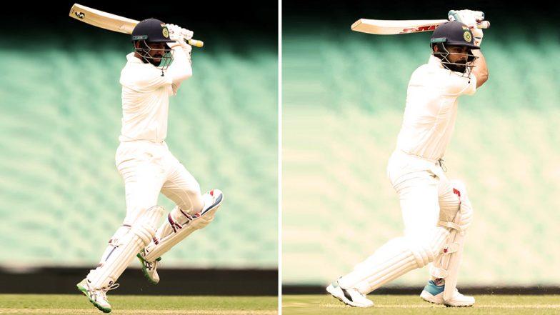 Virat Kohli, Cheteshwar Pujara Slam Half Centuries Against Cricket Australia XI, India All Out for 358 in First Innings: Watch Video Highlights
