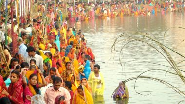 Chhath Puja Vrat Katha and Legends: Know the Story Behind Chhath Parv and Its Link With Mahabharata