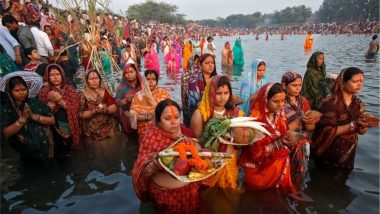 Chhath Ke Geet 2019 Videos: Khesari Lal Yadav Songs For Free Download to Celebrate Chhath Parv