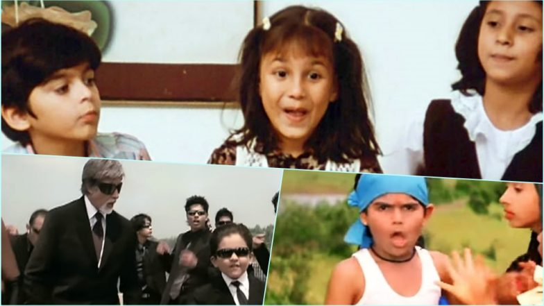 Children's Day Songs for Celebrations in Schools: List of Bollywood Hindi Song Videos to Wish Happy Children's Day 2018