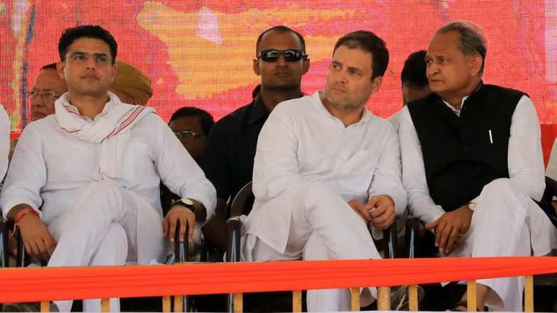 Who will be Rajasthan Chief Minister? Rahul Gandhi to Choose Between Ashok Gehlot and Sachin Pilot