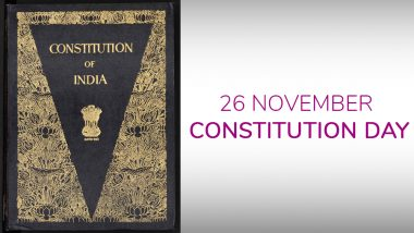 PM Narendra Modi Pays Tribute to 'Makers of Constitution' Ahead of Constitution Day in 50th Episode of Mann Ki Baat