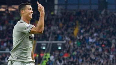 Cristiano Ronaldo's Penalty Helps Juventus Seal 2-1 Victory Against Lazio in Serie A 2018-19 (Watch Video)
