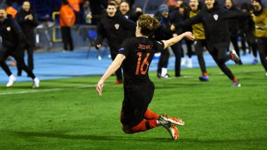 UEFA Nations League 2018-19 Match Highlights: Croatia Edge Past Spain 3-2 in a Last-Minute Thrilling Win To Stay Relevant!
