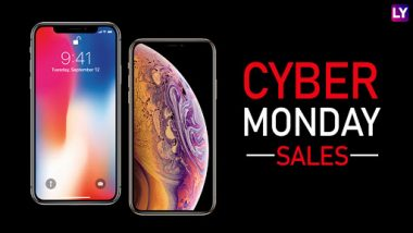 Best Apple Cyber Monday 2018 Deals: Get Discounts Up to $240 on iPhone X, iPhone XS, iPhone 8 Plus, Apple Watch & More