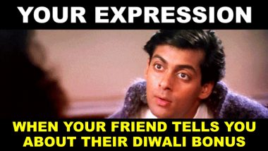Diwali Bonus 2018 Funny Memes and Jokes: At Least These Images Are Free for All Employees This Deepavali Festival