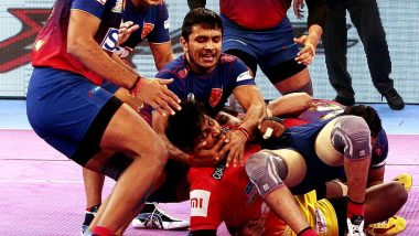 PKL 2018-19 Today's Kabaddi Matches: Schedule, Start Time, Live Streaming, Scores and Team Details of November 11 Encounters!