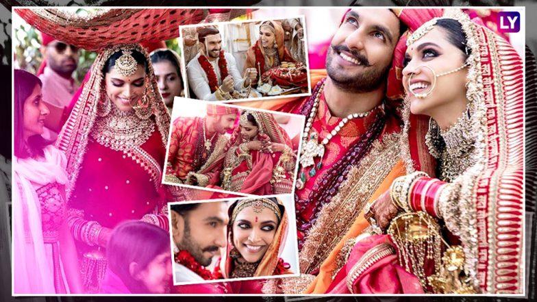 Deepika Padukone-Ranveer Singh Wedding Album: Here are All ...