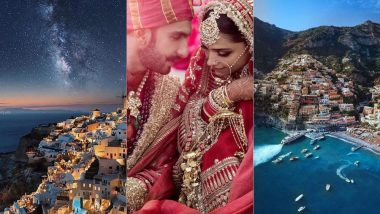 Deepika Padukone and Ranveer Singh Honeymoon: 5 Destinations in Europe the Couple Can Explore For A Brief Vacay