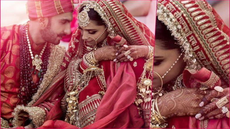 Deepika Padukone - Ranveer Singh Wedding: Did You Notice ...